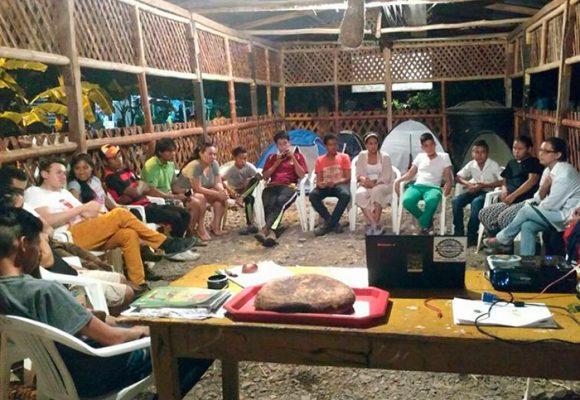Jóvenes Pijao y la Paz de la Colombia profunda