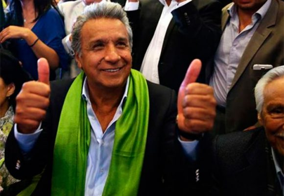 El origen pastuso de Lenin Moreno, el nuevo presidente de Ecuador
