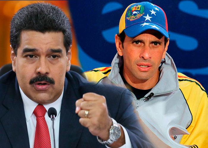 Capriles radonski se declara homosexual