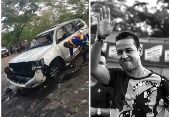 El asistente de Martín Elías culpa al conductor por el fatídico accidente