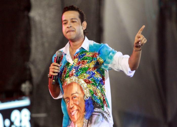 Martín Elías: un gran parrandero y nada más