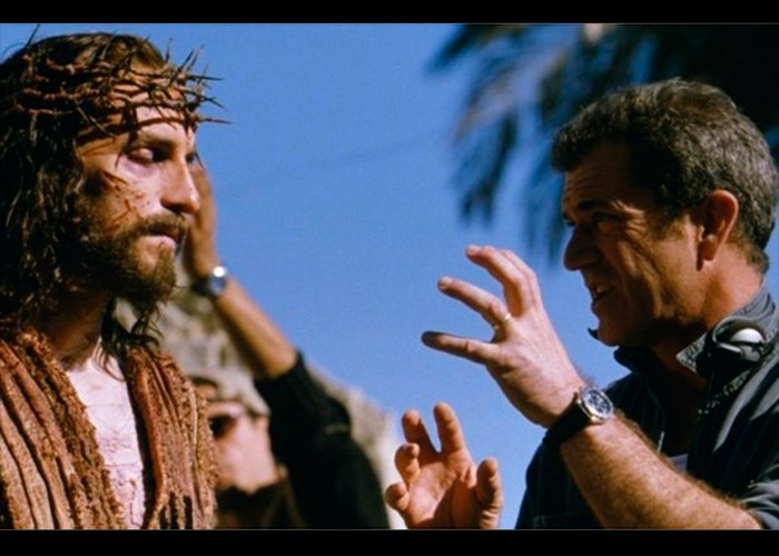 La venganza judía contra Mel Gibson y su película La pasión de Cristo