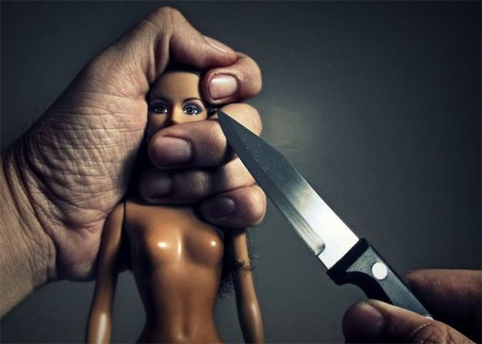 Las mujeres hemos perdido nuestro instinto de supervivencia