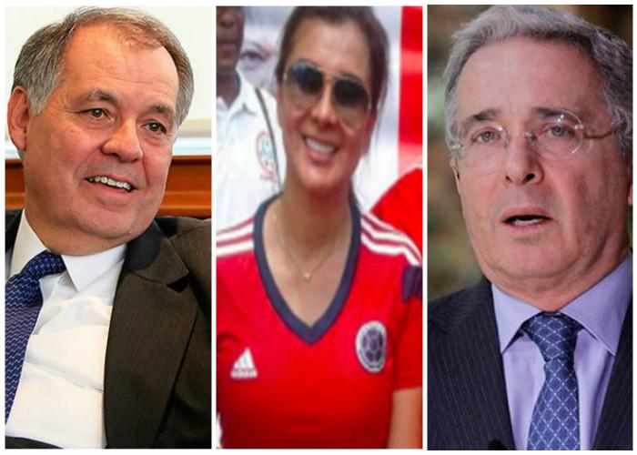 ¿La amiga en común de Uribe y Ordóñez?