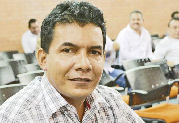 Pablo Rivas, el alcalde de la parranda