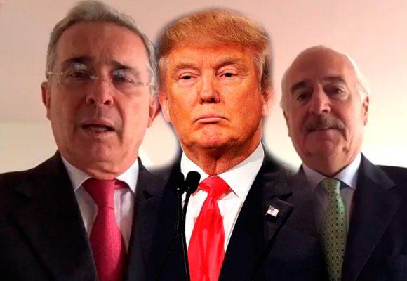 El globo de Pastrana: nunca hubo reunión formal con Trump