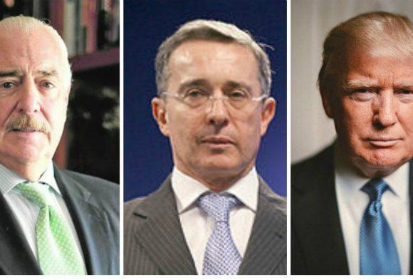¿Qué buscaban Pastrana y Uribe con Trump?