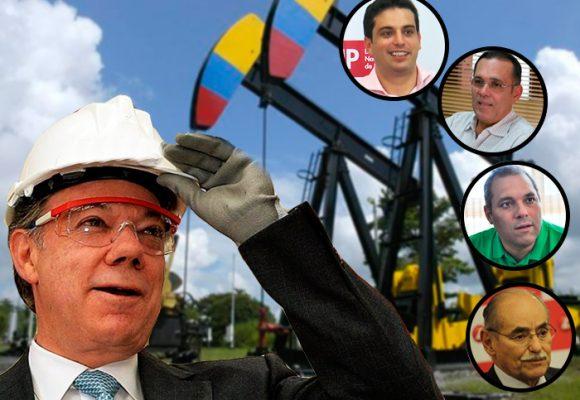 La toma por los políticos de la locomotora petrolera del país