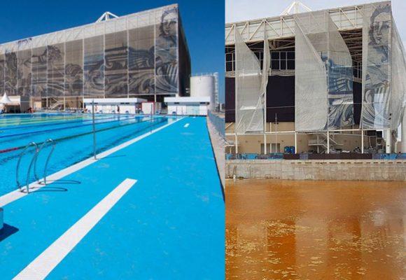 Fotos: El abandono y la ruina de los edificios de los olímpicos de Río