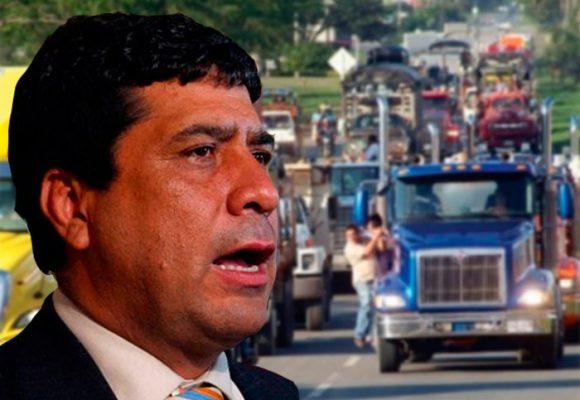 Fiscalía ratifica la captura del zar de los camioneros, Pedro Aguilar