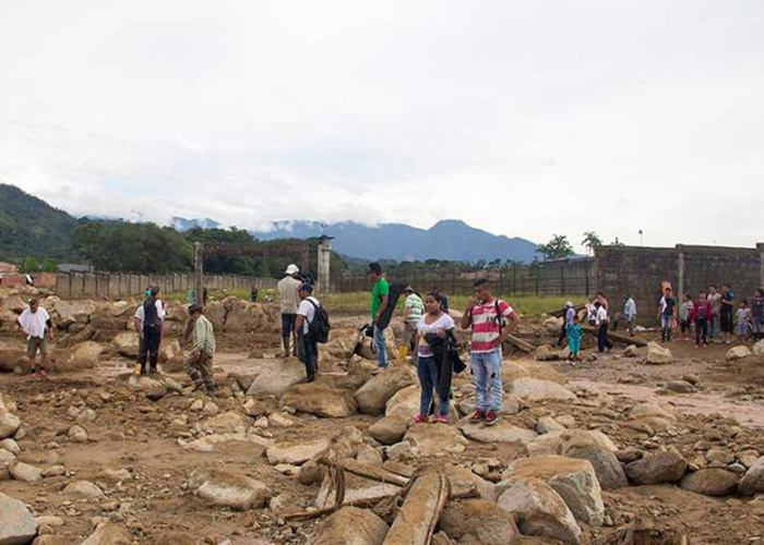 Reubicación en Mocoa: uso del suelo vs espacialidad