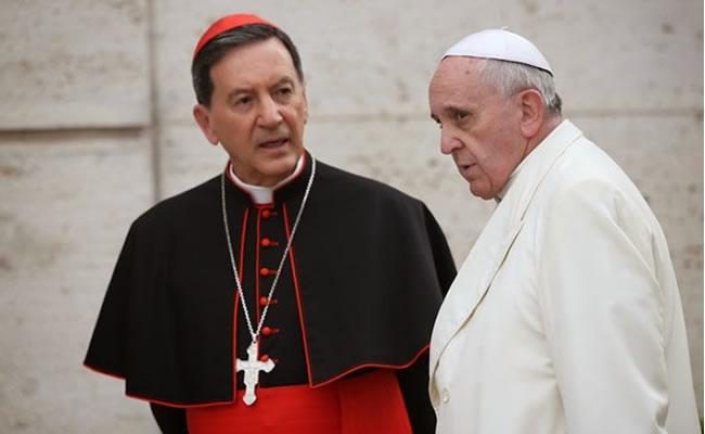 Aperitivo de la visita del Papa: seminario Cambio de paradigma entre Estado, mercado y sociedad