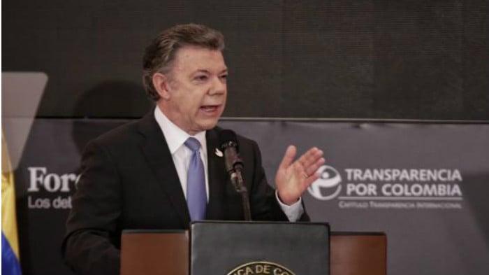 Colombia corrupta