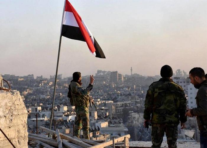 Los intereses de las potencias en la guerra del gas en Siria