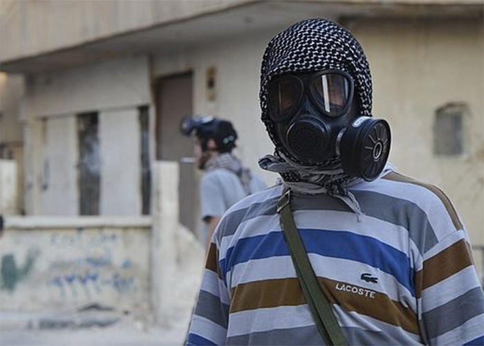 Ataque quimico en Siria: La coartada perfecta