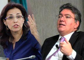 El ministro Cárdenas busca tumbar el referendo de Viviane Morales vía la plata