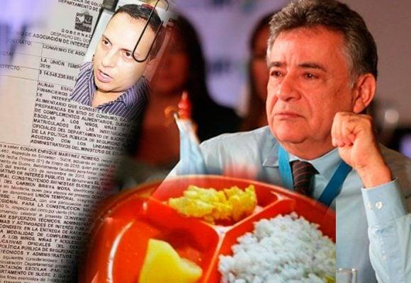 El paisa Adolfo Ramírez a punta de coronar con un tercer contrato de alimentación escolar en Sucre