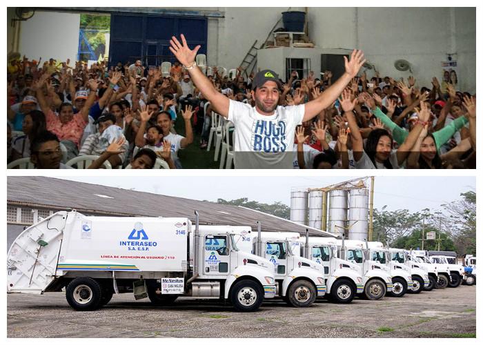 Firma interventora y concejal envueltos en escándalo de corrupción en Sucre
