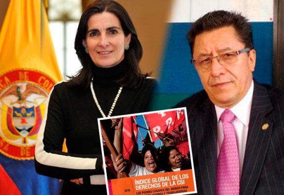 La zancadilla de los trabajadores a la entrada de Colombia a la OCDE