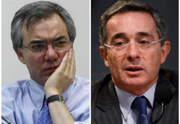 Las contradicciones de Uribe y Diego Palacios sobre su entrada a la Justicia Especial