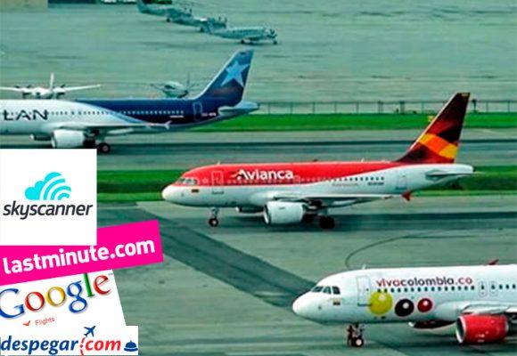 ¿Cómo conseguir vuelos baratos en Colombia?