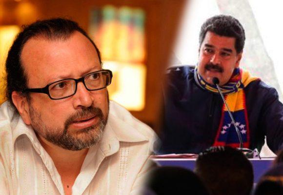 William Ospina le pide a Maduro convocar a elecciones