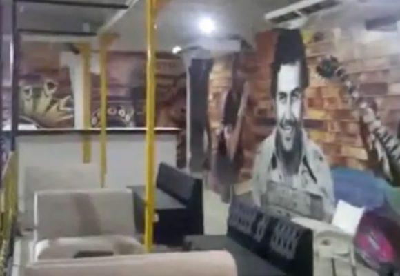 En Cúcuta inauguran una discoteca en donde se rinde tributo a Escobar