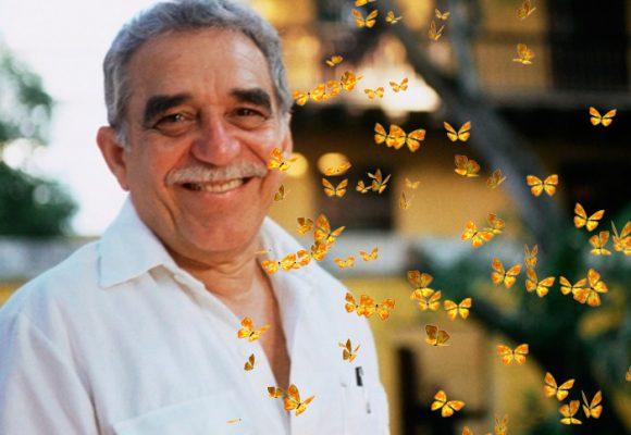 Las cómicas mariposas amarillas de Gabo