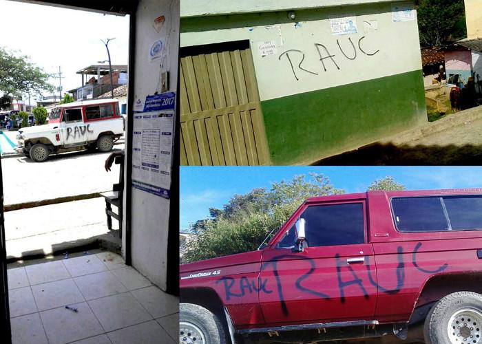 Paramilitares le respiran en la nuca a las FARC en Nariño, Córdoba y Chocó