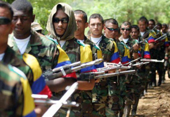 Las FARC no entregaran las 950 caletas de armas y municiones el 31 de mayo