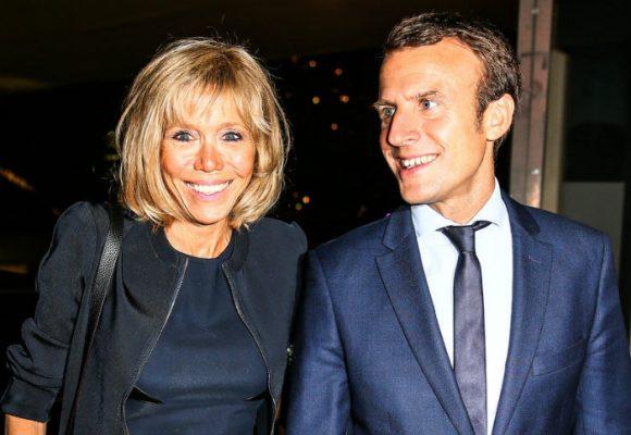 El Presidente más joven de Francia con una esposa 24 años mayor