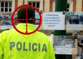 Regresa el fantasma de Pablo Escobar contra los policías de Colombia