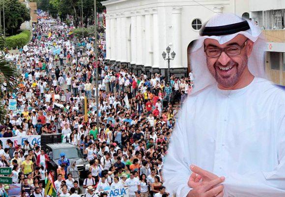 El príncipe árabe contra el que protesta Bucaramanga en defensa del agua de Santurbán