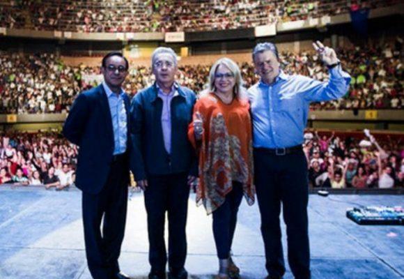 El negocio de la los cristianos de Misión Carismática con la convención uribista