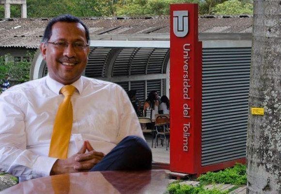 El físico que reventó la Universidad del Tolima