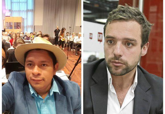 El vice de Interior Luis Ernesto Gómez declarado persona no grata por la ONIC