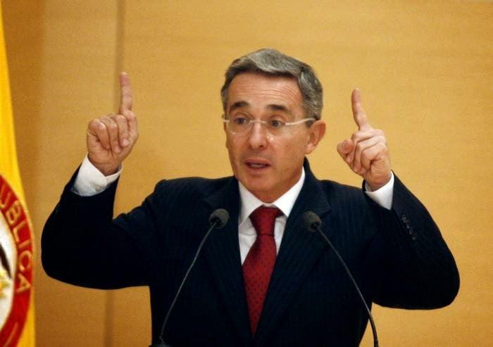 Uribe, un histórico calumniador
