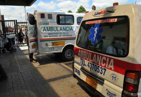 Una negligencia más del sistema de ambulancias de Bogotá