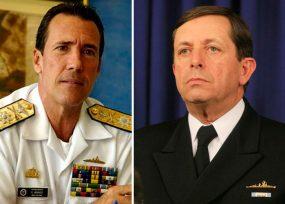 ¿Los 9 años de cárcel para el testigo falso contra el almirante Arango Bacci arrastrará al almirante Echandía?