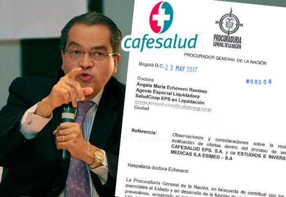 Cafesalud, una compra que empezó mal y amenazada por el fantasma de Palacino