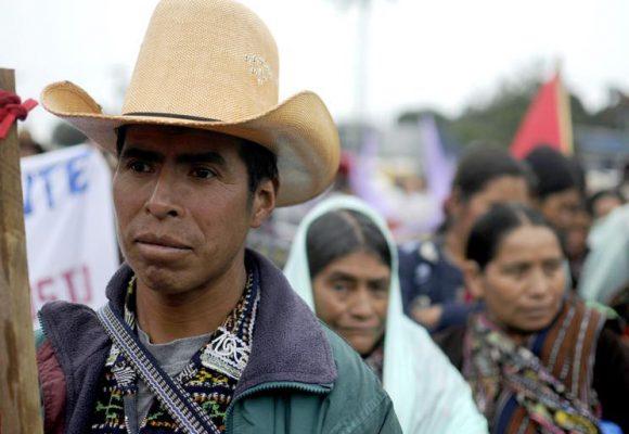 La tierra entre indígenas y campesinos II