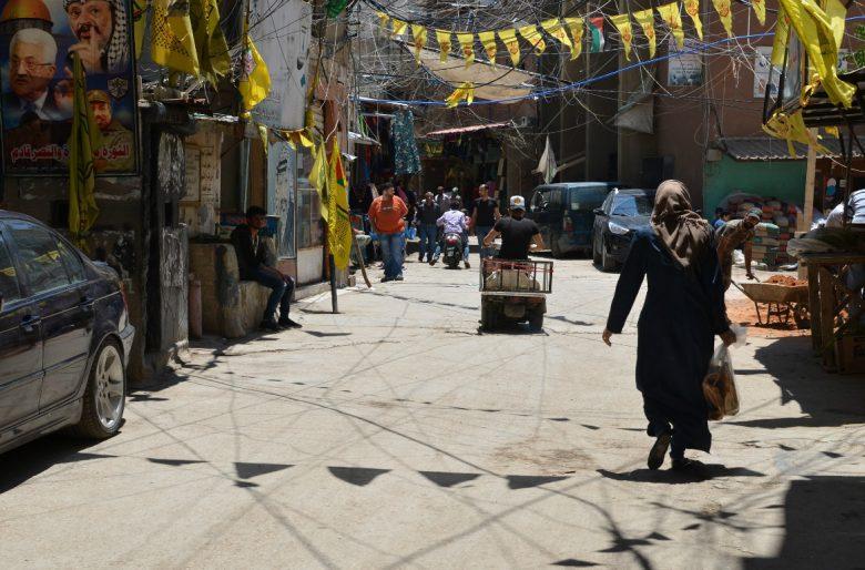 Hassan, el palestino