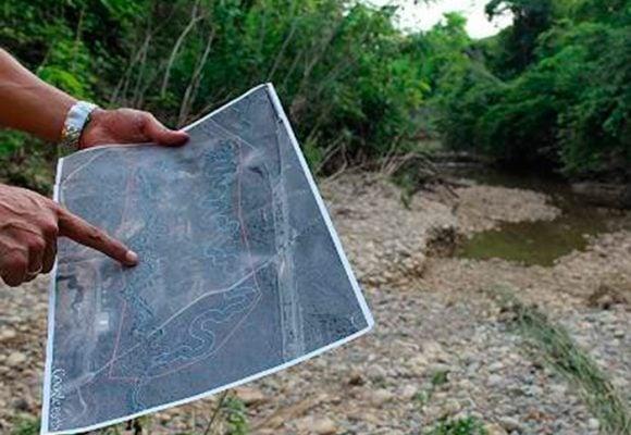 El arroyo Bruno y la temporada de lluvias ¿peligro inminente?