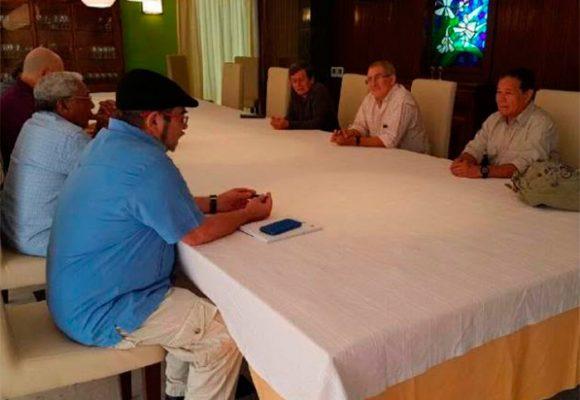 """El duro del ELN """"Pablito"""" y su segundo no asistieron a la cumbre con las Farc en La Habana"""