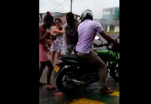 Videos: los recién nacidos de Buenaventura que sufren por los gases lacrimógenos del Esmad