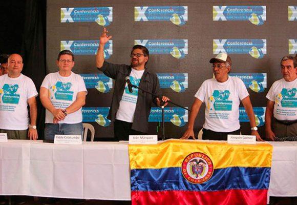 La kehre fariana: posibilidad y probabilidad en el devenir del partido político de las FARC-EP