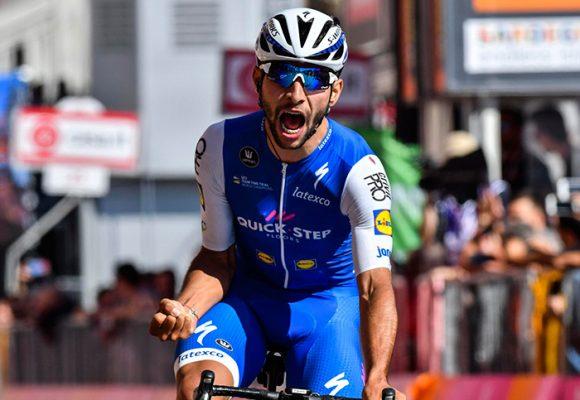 Fernando Gaviria, el líder del Giro de Italia al que la Federación de Ciclismo le quedó mal
