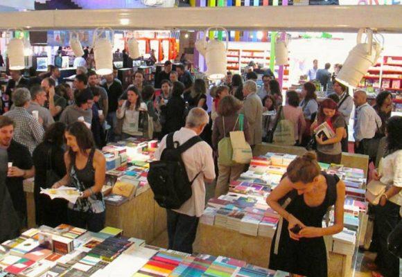Un día Festivo en la Feria del Libro