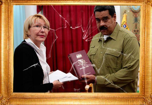 Una fiscal chavista, la última esperanza para tumbar a Maduro