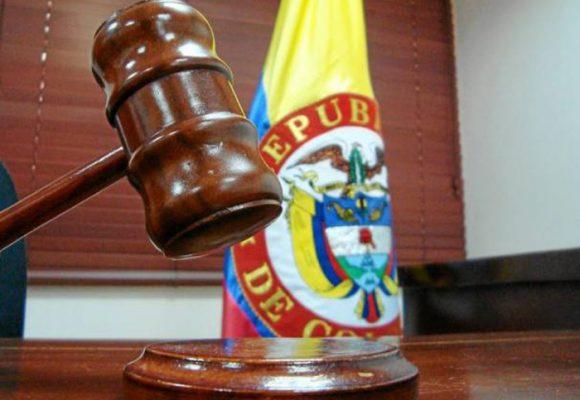 La justicia que no llega en Colombia